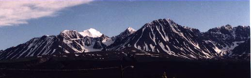 haines junction mountains