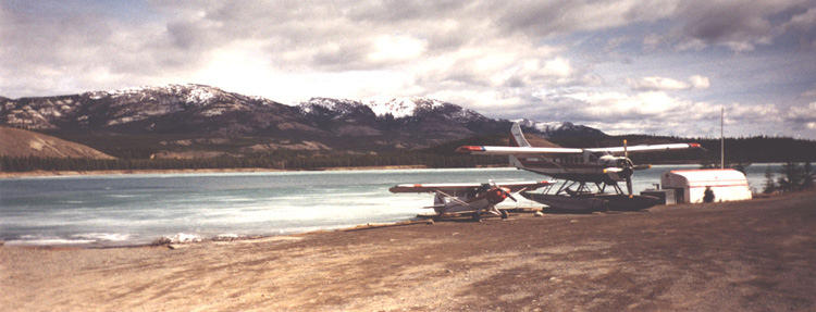 Schwatka Lake Aviation